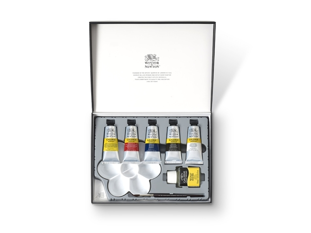 Winsor & Newton Galeria Introductory Set