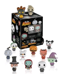 Nightmare Before Christmas: Pint Size Heroes