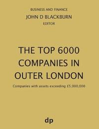 The Top 6000 Companies in Outer London