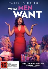 What Men Want on DVD image