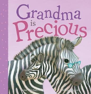 Grandma is Precious by . Mitchell