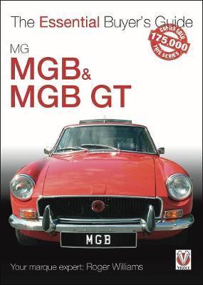 MGB & MGB GT by Roger Williams
