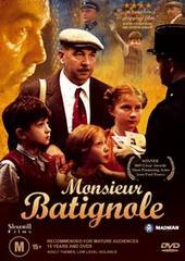 Monsieur Batignole on DVD