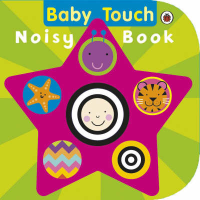 Baby Touch: Noisy Book image