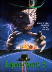 Leprechaun 3 on DVD