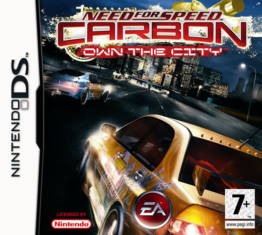Need for Speed Carbon for Nintendo DS