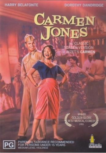 Carmen Jones on DVD