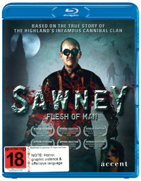 Sawney: Flesh of Man on Blu-ray