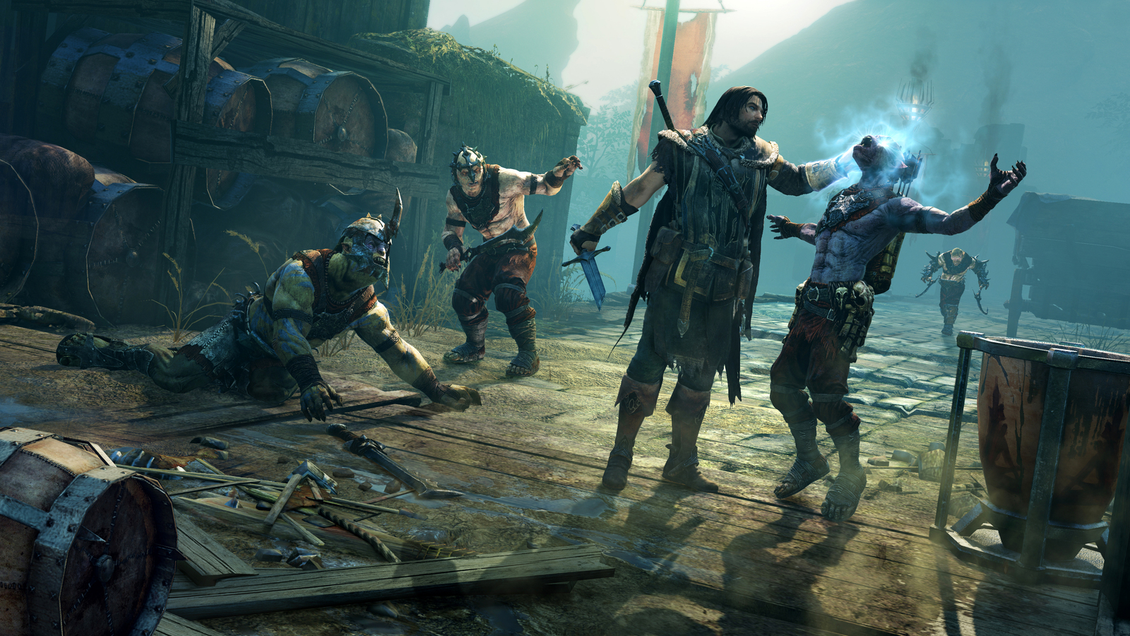 Middle-Earth: Shadow of Mordor for PS4 image