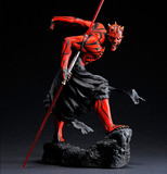 Star Wars Darth Maul Ukiyo-E ArtFX Light-Up 1/7 Statue