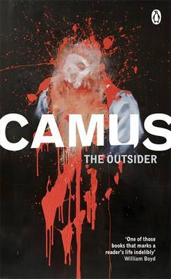 The Outsider by Albert Camus image