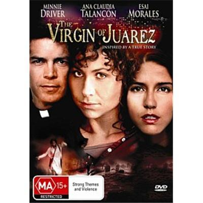 The Virgin Of Juarez on DVD