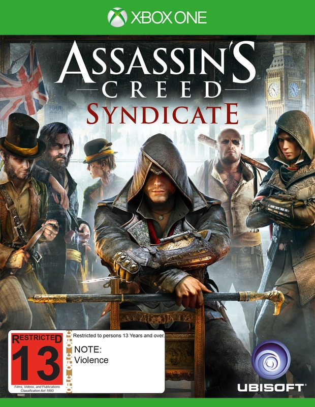 Assassin's Creed Syndicate for Xbox One