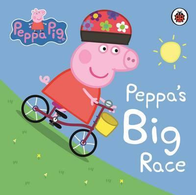 Peppa Pig: Peppa's Big Race by Peppa Pig