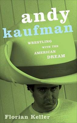 Andy Kaufman by Florian Keller