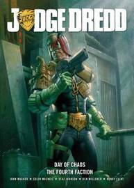 Judge Dredd Day of Chaos by John Wagner