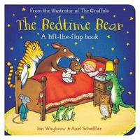 The Bedtime Bear by Ian Whybrow image