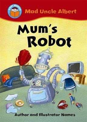 Mum's Robot by Jill Atkins image