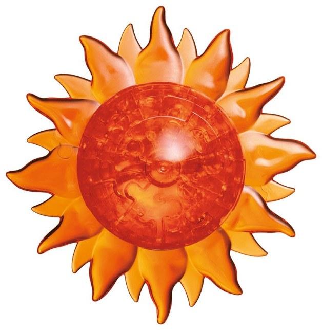 Crystal Puzzle - Sun