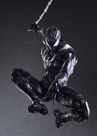 Marvel Universe: Spider-Man (Black Suit Ver.) - Variant Play Arts Kai Figure
