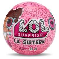 L.O.L: Surprise! Doll - Little Sisters Series 4 (Blind Bag)