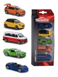 Majorette: Vehicle Gift set - 5-Pack (Assorted Designs)