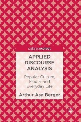 Applied Discourse Analysis by Arthur Asa Berger