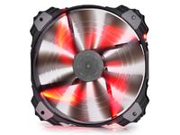Deepcool: 200mm Cooling Fan - Red