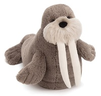 "Jellycat: Willie Walrus - 15"" Plush"