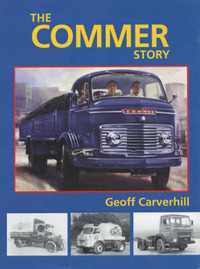 The Commer Story by Geoff Carverhill