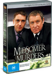 Midsomer Murders - Season 4 - 4.2 on DVD