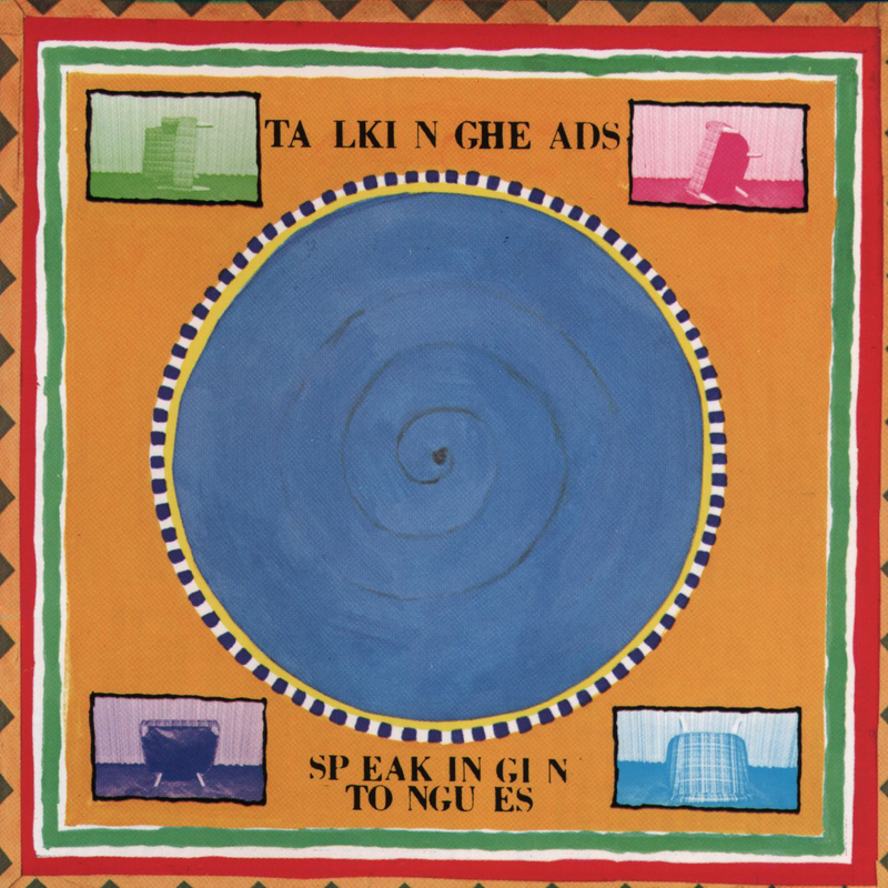 Speaking in Tongues (LP) by Talking Heads image