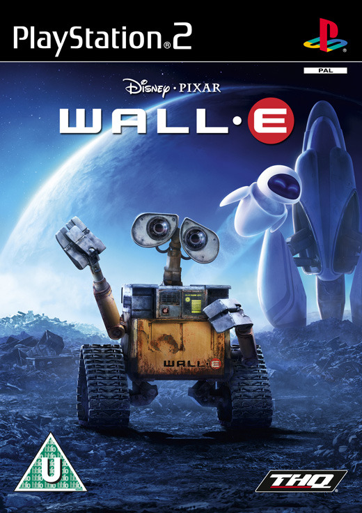 WALL-E for PS2