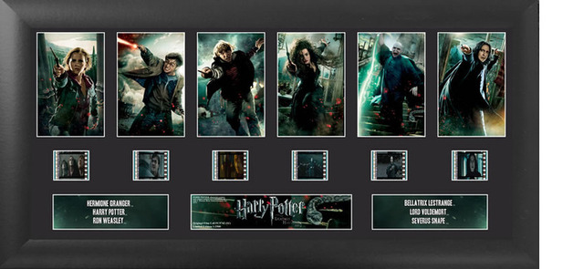 FilmCells: Montage Frame - Harry Potter (Deathly Hallows - Part 2)