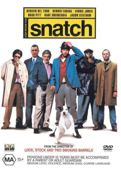 Snatch on DVD