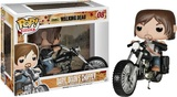 Walking Dead - Daryl's Bike Pop! Vinyl