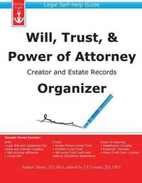 Will, Trust, & Power of Attorney Creator and Estate Records Organizer by Sanket Mistry