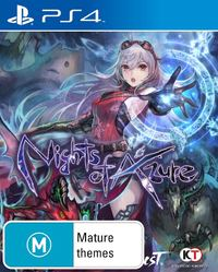 Nights of Azure for PS4