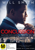 Concussion on DVD