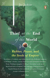 The Thief at the End of the World by Joe Jackson