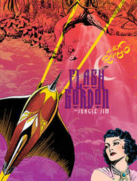 Definitive Flash Gordon And Jungle Jim Volume 2 by Alex Raymond