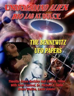 Underground Alien Bio Lab at Dulce by Timothy Green Beckley