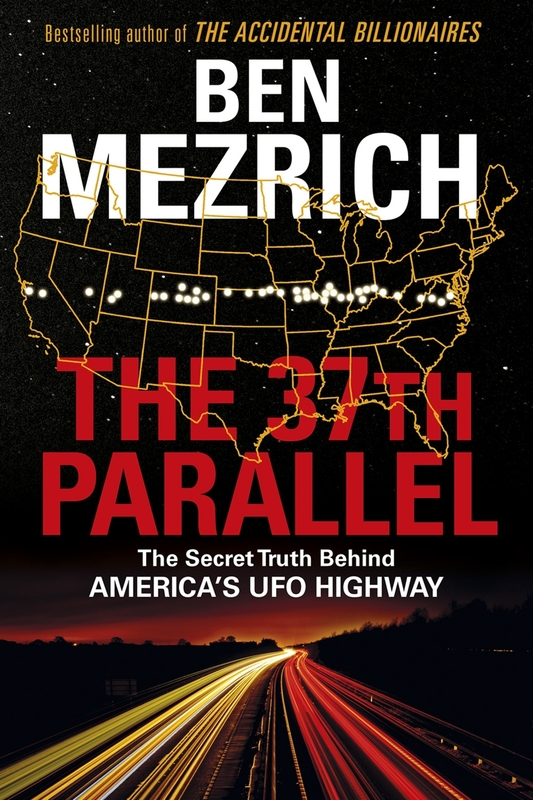 The 37th Parallel by Ben Mezrich