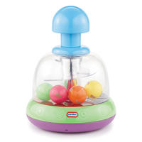 Little Tikes Light & Sound Spinning Top - Green