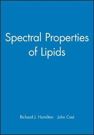 Spectral Properties of Lipids: v. 2 image