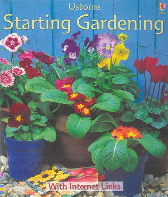 Starting Gardening by Cheryl Evans image