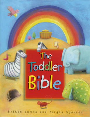 The Toddler Bible by Bethan James image