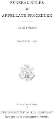 Federal Rules of Appellate Procedure with Forms image