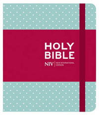 NIV Journalling Black Hardback Bible by New International Version
