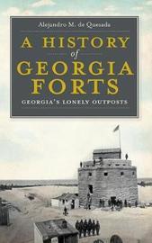 A History of Georgia Forts by Alejandro M Jr De Quesada
